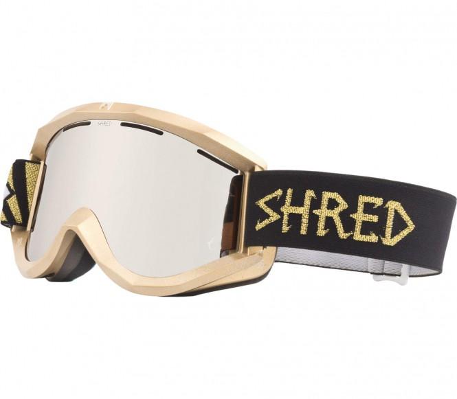 Shred - Soaza LG Skibrille (gold/schwarz)