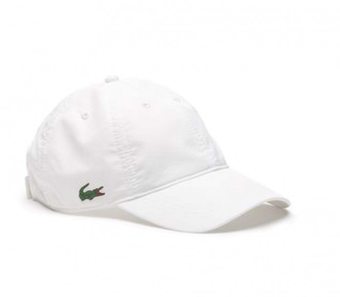 Lacoste - Herren Tenniscap (weiß)