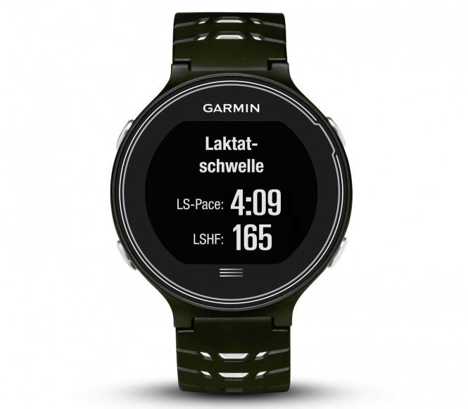 Garmin - Forerunner 630 HR med bröstband löpararmbandsklocka (svart)