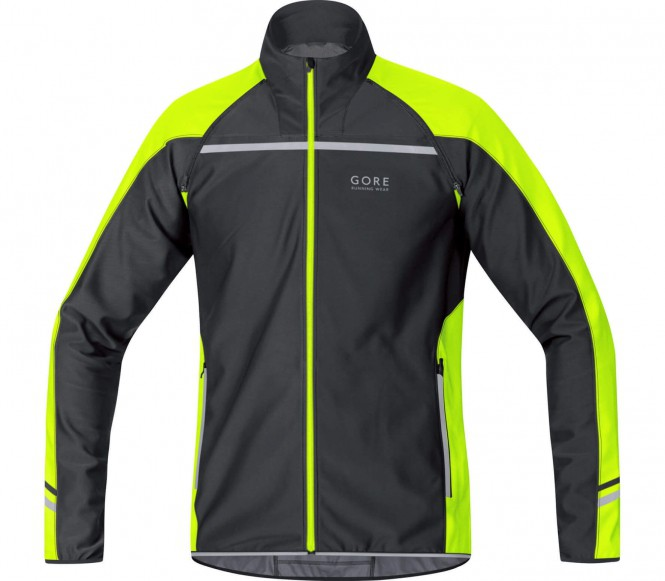 GORE RUNNING WEAR® - Mythos 2.0 Windstopper SO Zip-Off Light Herren Laufjacke