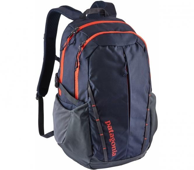 Patagonia - Refugio Pack 28L Daypack (blau/rot)