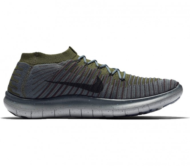 Nike - Free Run Motion Flyknit men's running shoes