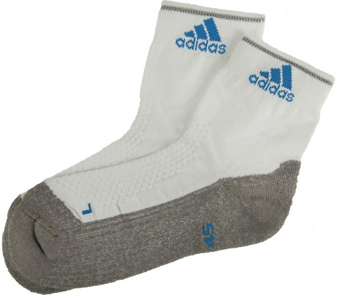 Adidas - Running Half Crew 1pp thin cushioning - XS (EU 34 - 36)