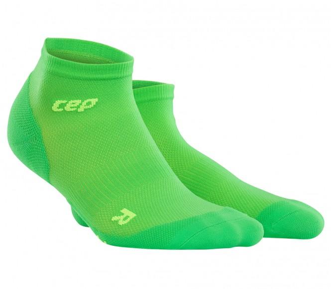 CEP - Ultralight Low Cut Herren Laufsocken (grü...