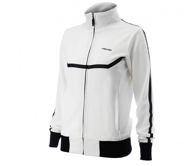 Head - Atlas Knit Damen Tennisjacke (weiß) - XS