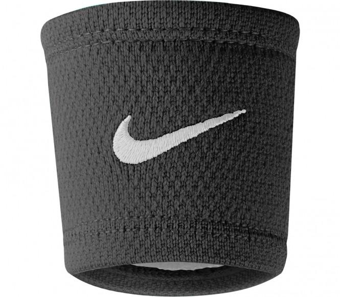 Nike - Dri Fit Stealth Wristbands (schwarz/weiß)