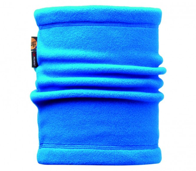 Buff - Polar Neckwarmer Enfants Polarfleecetuch (bleu)