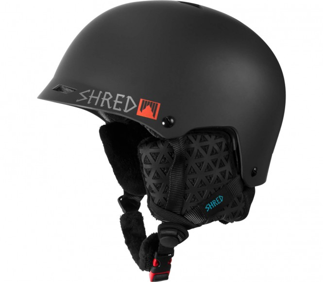 Shred - Half Brain D Lux Credit Card Skihelm (s...