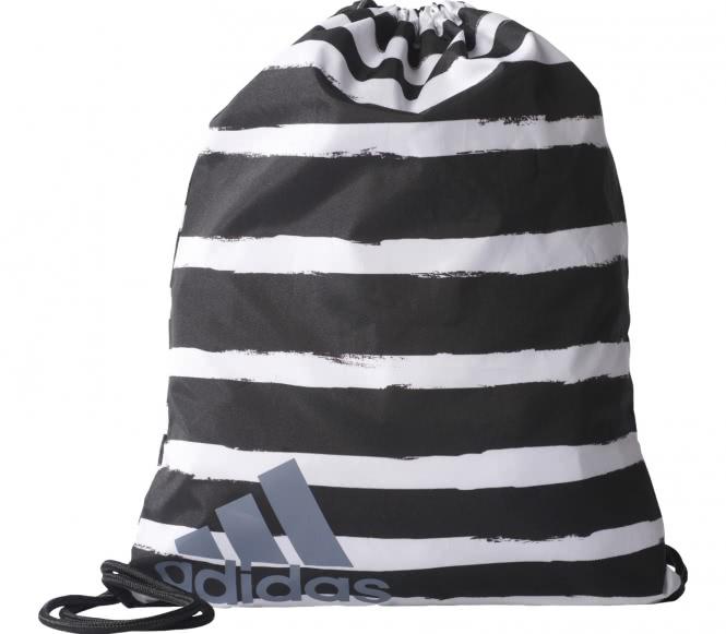 Adidas - Engineered Grid Gym bag (black/white)