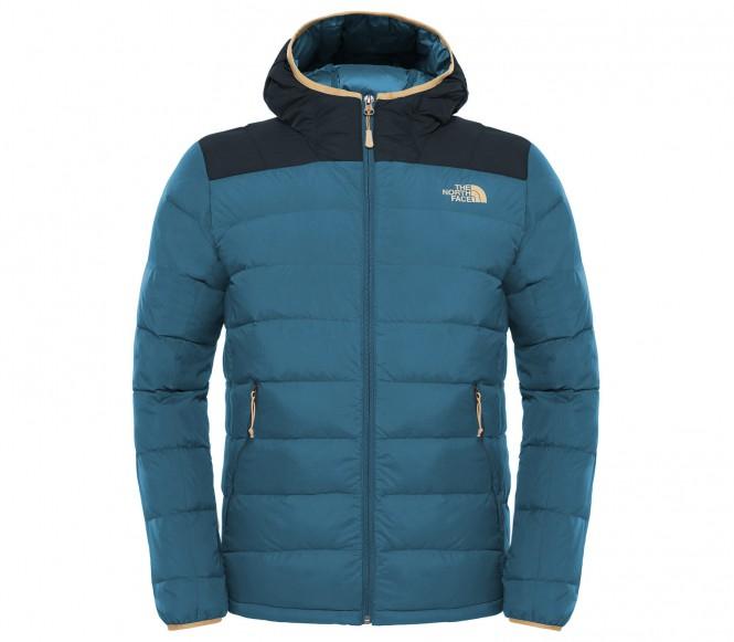 The North Face La Paz Hooded herr dunjacka (blå) XL