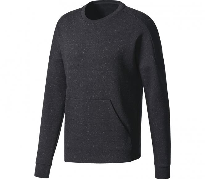 ID Stadium Crew Herren Trainingssweatshirt (schwarz) - L