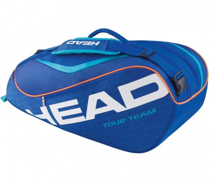 Tour Team 6 R Combi Tennistasche (dunkelblau/blau)