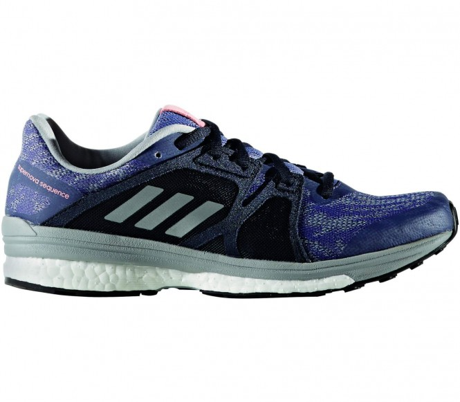 Adidas Supernova Sequence 9 women's running shoes (lilac-grey) EU 37 1-3 UK 4,5