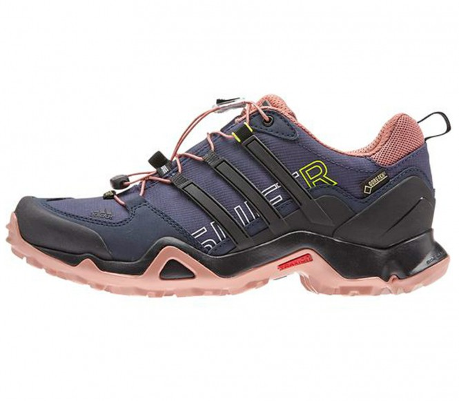 Adidas Terrex Swift R GTX dam hikingskor (grå/rosa) EU 40 UK 65