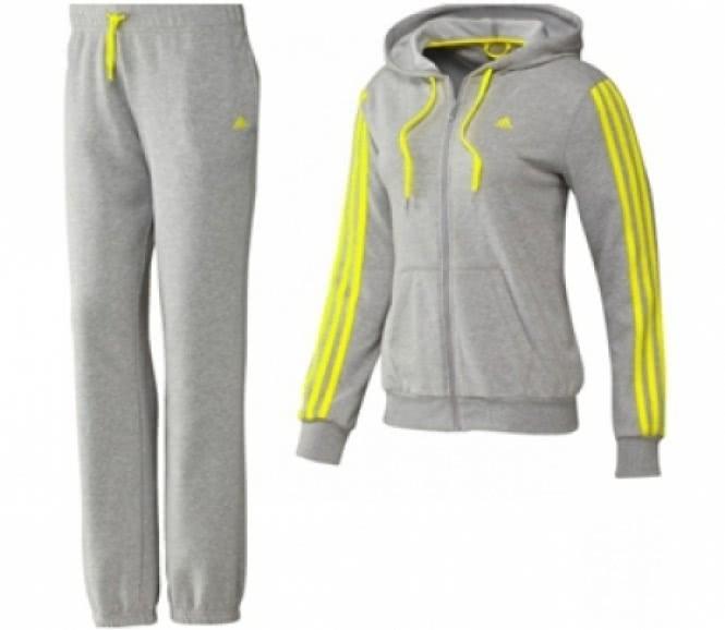 adidas fitness und trainingsanzug damen cotton suit. Black Bedroom Furniture Sets. Home Design Ideas