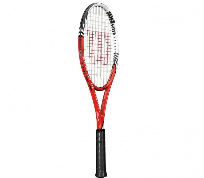 Wilson Six.One Team BLX (18×20) (osträngad) tennisrack L2 (4 1/4)
