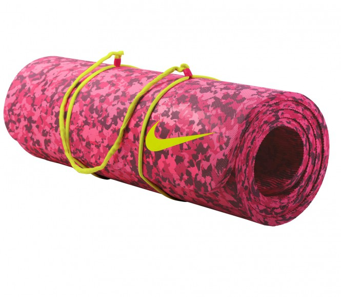 Nike träningsmatta (pink)
