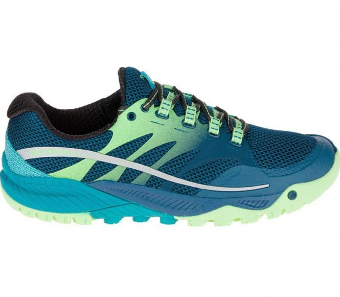 Merrell - All Out Charge Damen Trailrunningschu...