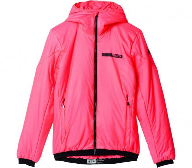 Adidas Terrex Ndosphere Flex Hooded Dames Primaloft Jasje (lichtrood) M