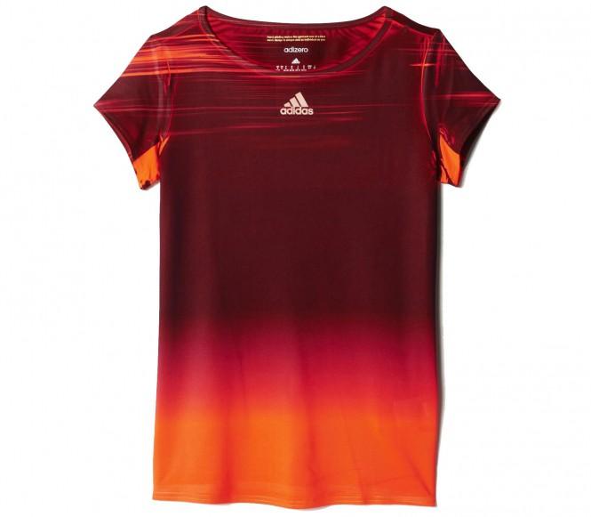 Adizero Damen Tennisshirt (braun) - XS