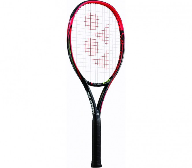 Yonex - VCore SV 105 265g (unbesaitet) raquette de tennis (rouge/noir) - L2