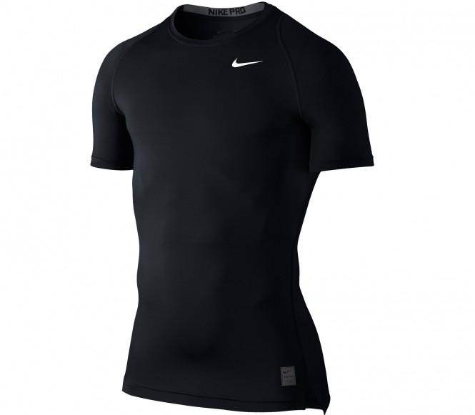 Nike Performance PRO COMBAT COOL COMPRESSION Hemd black/dark grey/white