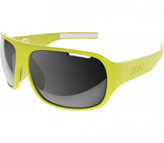 POC - DO Flow Brille (gelb)