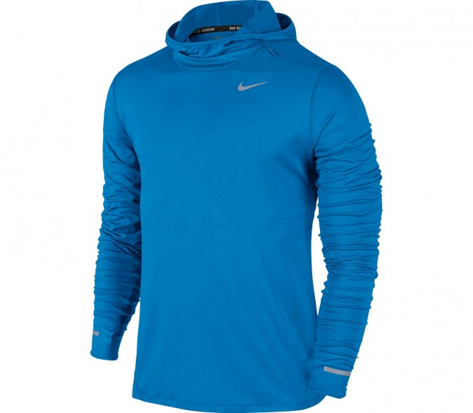 Nike - Dri-Fit Element Heren running hoodie - XL
