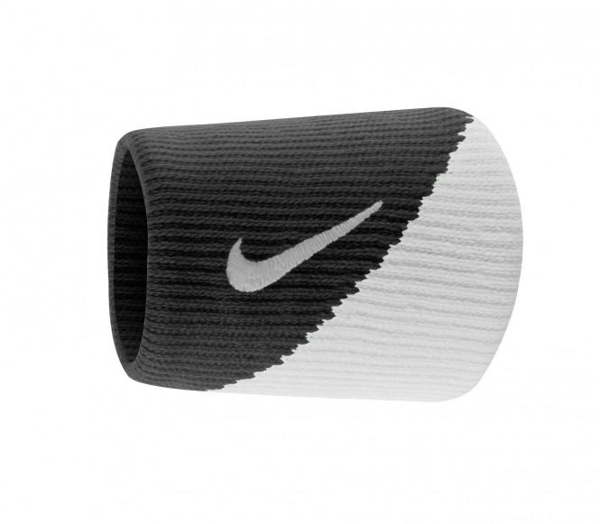 Nike Dri-Fit Armband 2.0 (svart/vit)