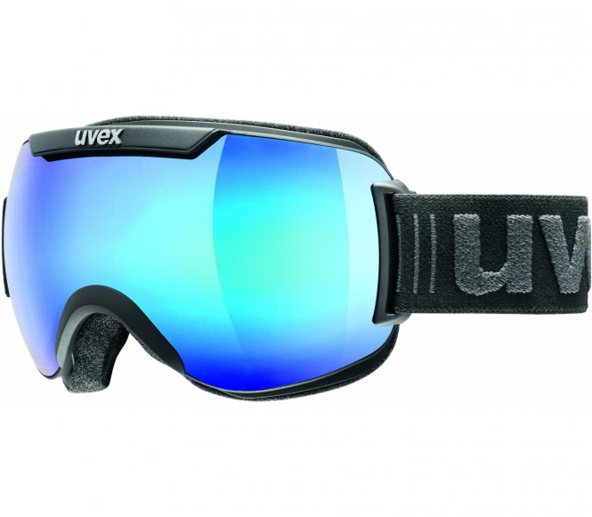 Uvex - Uvex Downhill 2000 Fm Skibrille (schwarz)