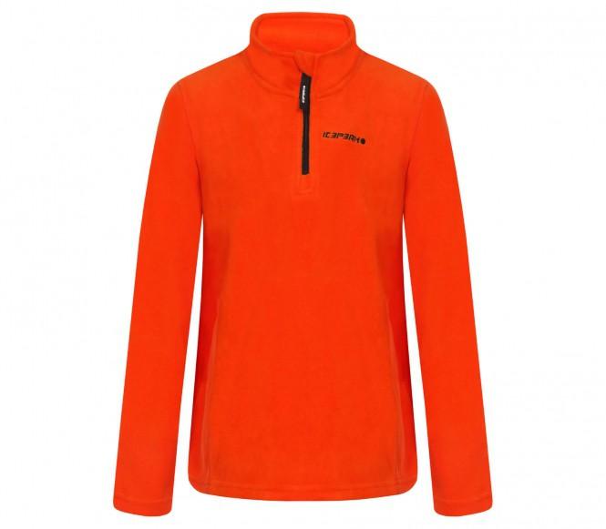 Icepeak - Karim children's fleece pullover (orange) - 152