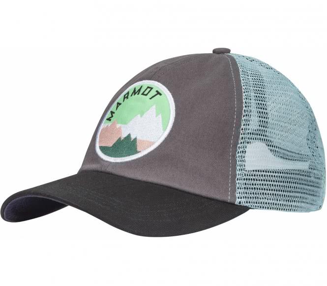 Marmot - Kira Trucker Damen Outdoorcap (dunkelg...