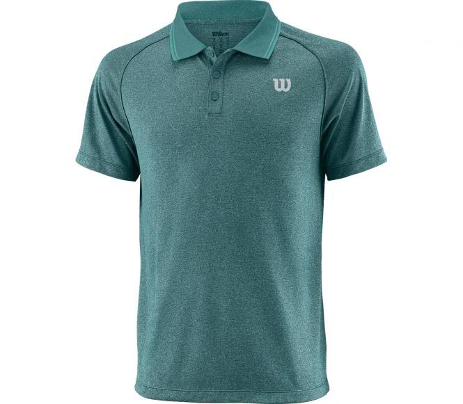 Wilson - Core Herren Tennispolo (grün) - XXL