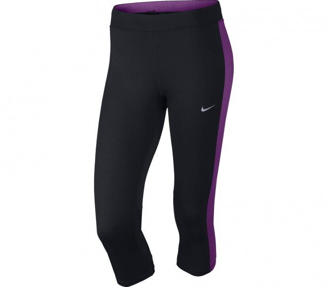Nike - Essential driekwartsbroek Dames running shorts