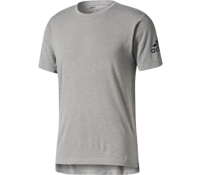 Adidas - FreeLift Prime Hommes la formation t-chemise (gris) - L
