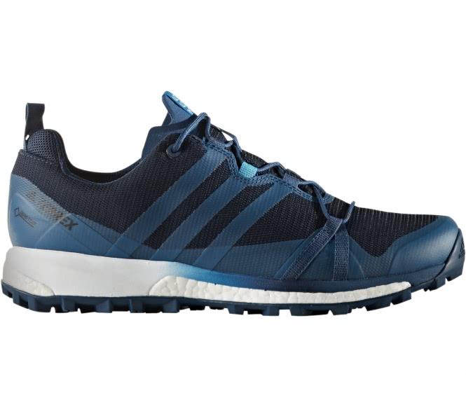 Adidas - Terrex Agravic GTX Hommes Trail Running Shoe (bleu) - EU 48 - UK 12,5