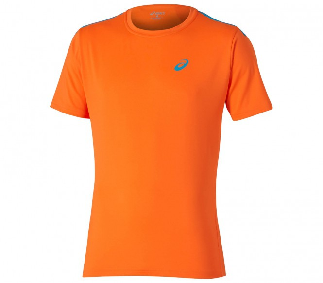 Asics Performance Herr Sport shirts (orange) L