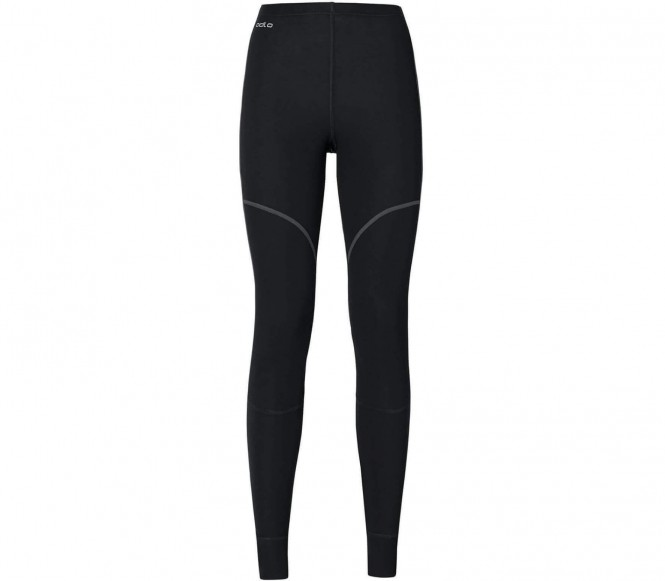 Odlo Ladies Pants Long X-Warm Black (XL)