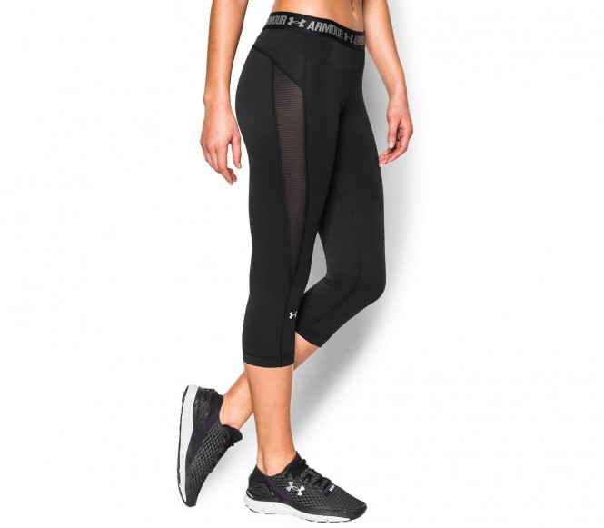 Under Armour - CoolSwitch driekwartsbroek Tight Dames trainingsbroek