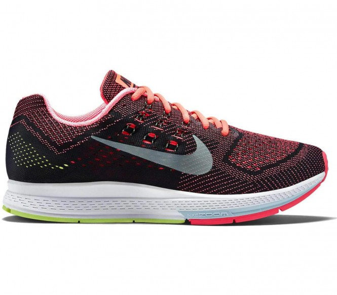 newest bab4c 1ce2e Nike Air Zoom Structure 18 men s running shoes (red black) EU 44 -US 10