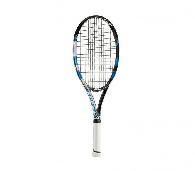 Babolat Pure Drive barn 26 (uppträdda) tennisrack L0