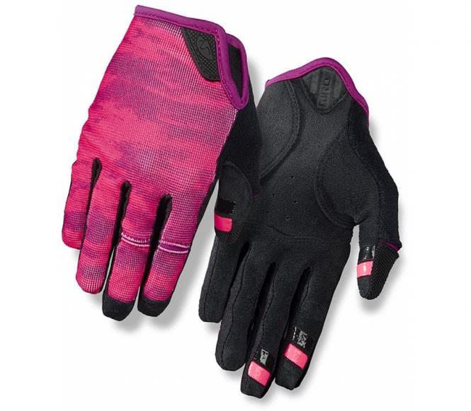 Giro - LA DND Damen Bike Handschuh (schwarz/pin...