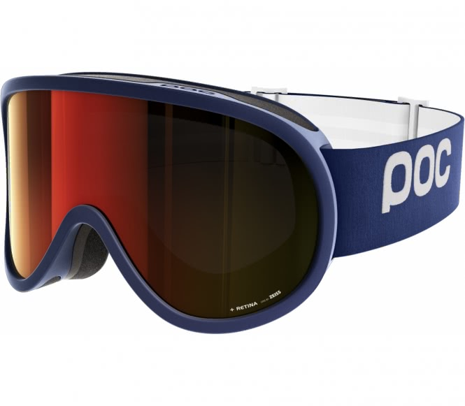 POC - Retina Skibrille (blau)