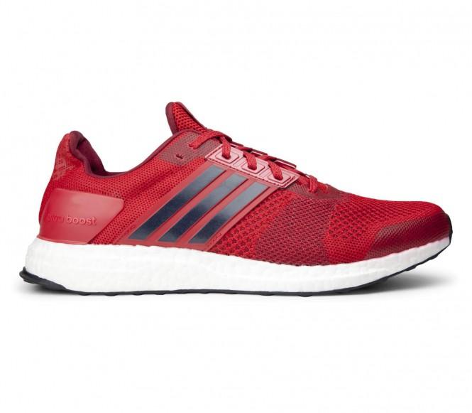 Adidas Ultra Boost ST Heren Hardloopschoenen (rood-zwart) EU 45 1-3 UK 10,5