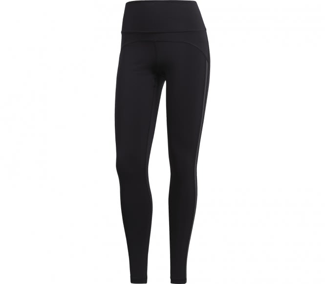 BT HR Mesh Solid Damen Trainingstight (schwarz) - L