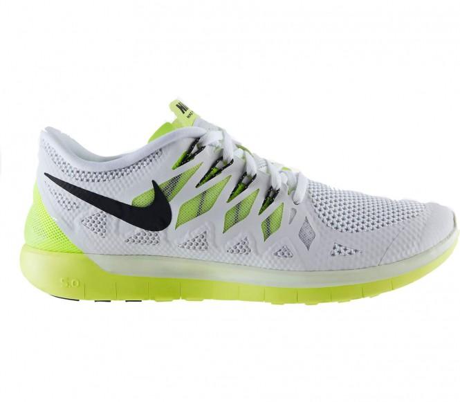 Nike - Free 5.0 Heren Hardloopschoen - EU 41 grijs