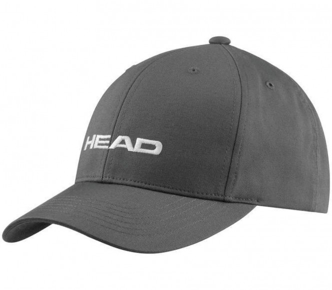 Head - Promotion Cap (grau)