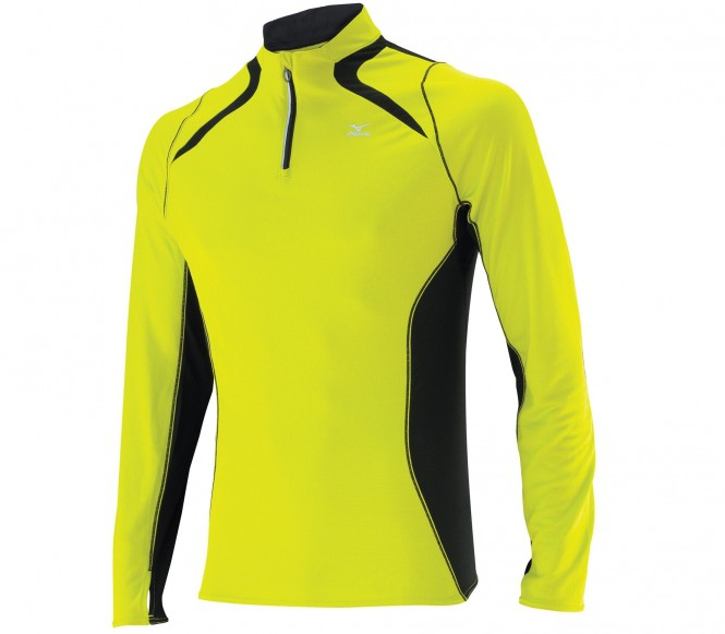 Mizuno Löpartröja Herr Breath Thermo 1/2 Zip HW12 XL