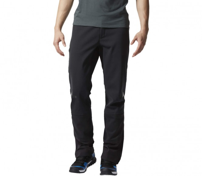 Adidas Terrex Skyrunning Heren Softhell broeken (zwart) M