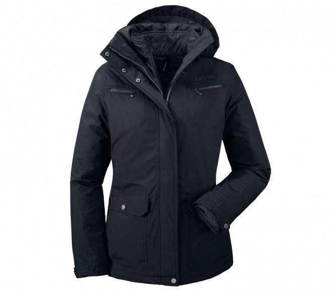 Schöffel Carie women's double jacket (dark blue) 36